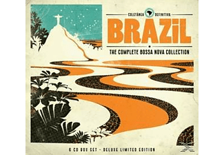 VARIOUS - Brazil - The Complete Bossa Nova Collection - (CD)