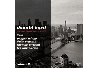 Donald Byrd - At The Half Note Cafe 2 - (CD)
