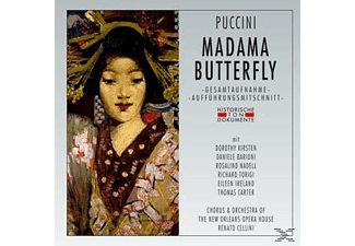 Chorus & Orchestra Of The New Orleans Opera House - Madama Butterfly [CD]