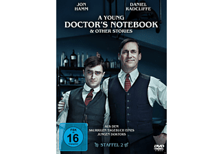 A YOUNG DOCTOR S NOTEBOOK 2.STAFFEL - (DVD)