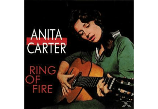Anita Carter - Ring Of Fire - (CD)