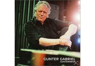 Gunter Gabriel - Gunterwegs - (CD)