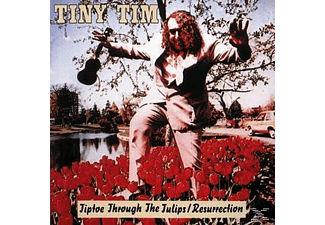 Tiny Tim - Tiptoe Through The Tulips - (CD)