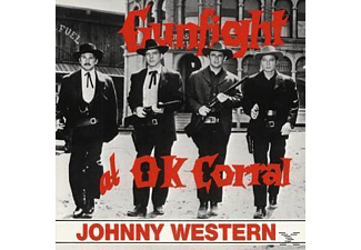 Johnny Western - Gunfight At O.K.Corral - (CD)