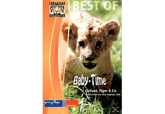 Elefant, Tiger & Co. 4. Baby- Time. DVD - (DVD)