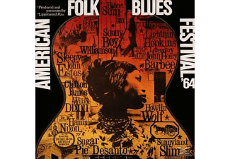 American Folk Blues Festival - American Folk Blues Festival '64 [CD]