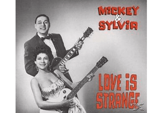 Mickey - Love Is Strange   2-Cd - (CD)