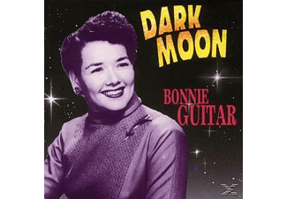 Guitar Bonnie - Dark Moon - (CD)