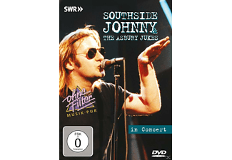 Southside Johnny & The Asbury Jukes - In Concert-Ohne Filter - (DVD)