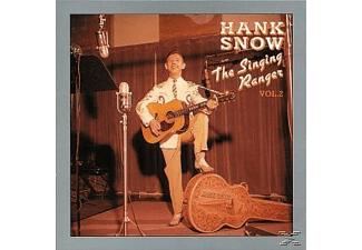 Hank Snow - Vol.2, Singing Ranger   4-Cd & - (CD)