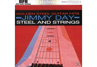 Jimmy Day - Golden Steel Guitar Hits - (CD)