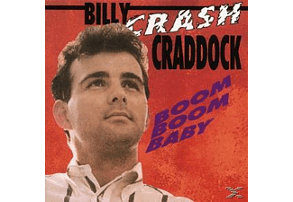 Billy Crash Craddock - Boom Boom Baby - (CD)