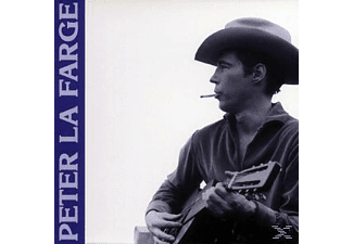 Peter Lafarge - Songs Of The Cowboys/Iron Mountain - (CD)