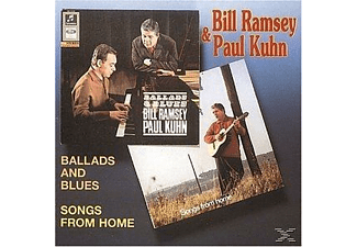 Bill Ramsey - Ballads And Blues - (CD)