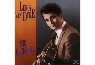 Leroy Van Dyke - The Auctioneer - (CD)