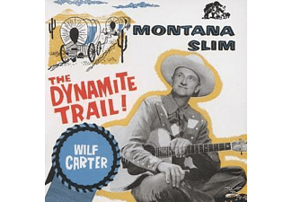Wilf Carter - Dynamite Trail-Decca - (CD)