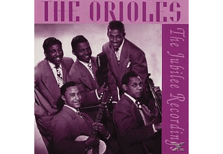 The Orioles - The Jubilee Recordings   6-Cd - (CD)