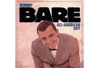 Bobby Bare - The All American Boy   4-Cd & - (CD)
