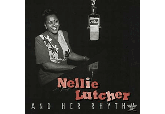 Nellie Lutcher - & Her Rhythm    4-Cd & Book/Buch - (CD)