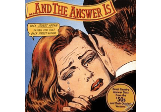 VARIOUS - ...And The Answer Is - (CD)