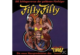 VARIOUS - Fifty-Fifty - (CD)