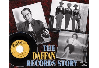 VARIOUS - The Daffan Singles   2-Cd - (CD)