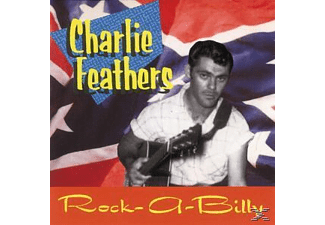 Charlie Feathers - Rock-A-Billy, Definitive Colle - (CD)