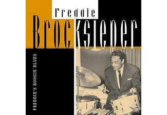 Freddie Brocksieper - Freddies Boogie Blues - (CD)