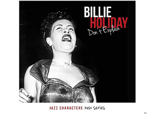 Billie Holiday - Don't Explain - (CD)
