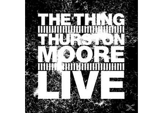 Thing With Thurston Moore - Live - (Vinyl)