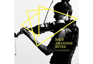 Beyer Amandine, Gli Incogniti - Bach [CD]