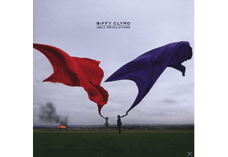 Biffy Clyro - Only Revolutions (Deluxe Edition) - (CD + DVD Video)