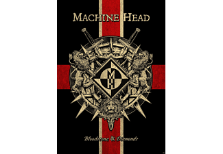 Machine Head - Bloodstone & Diamonds (CD)