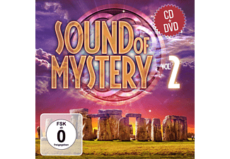 VARIOUS - Sound Of Mystery Vol.2 - (CD + DVD)