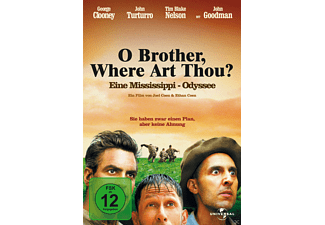O Brother, Where Art thou? - Eine Mississippi-Odyssee - (DVD)