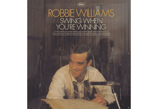 Robbie Williams - Swing When You're Winning [Vinyl]
