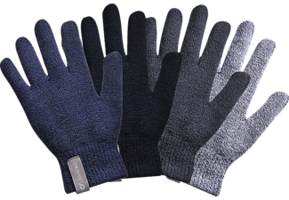 CELLULAR-LINE Touch Gloves Blauw S/M