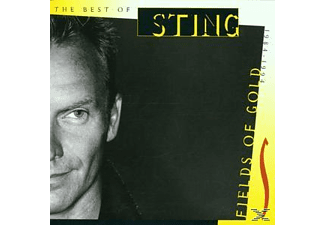 Sting - Fields Of Gold - The Best Of Sting 1984-1994 (CD)