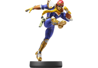 AMIIBO Super Smash Bros: Captain Falcon