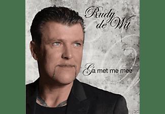 Rudy De Wit - Ga Met Me Mee | CD