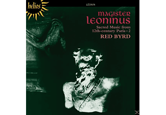 VARIOUS, Potter/Red Byrd/Wistreich/Yorvox - Magister Leoninus Vol.2 - (CD)