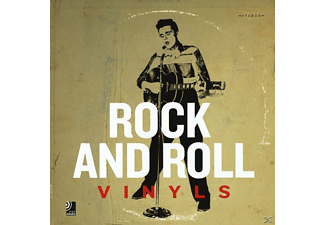 earBOOKS:Rock And Roll Vinyls - 3 CD + Buch - Bücher