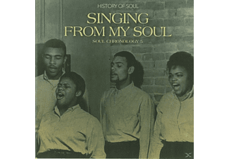 V. A. - Singing From My Soul: Soul Chronolo - (CD)