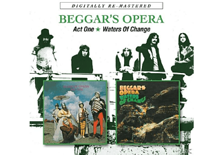 Beggars Opera - Act One/Waters Of Change - (CD)