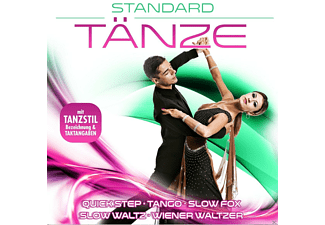 VARIOUS - Standard Tänze - (CD)