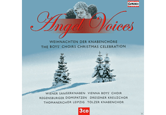 VARIOUS - Angel Voices - (CD)
