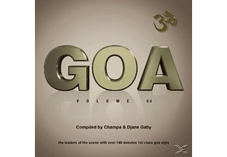 Various - Goa Vol.53 [CD]