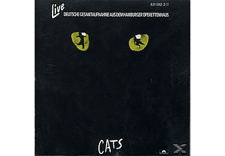Musical/Hamburg - Cats [CD]