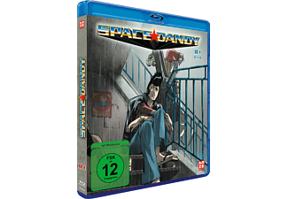 004 - SPACE DANDY [Blu-ray]