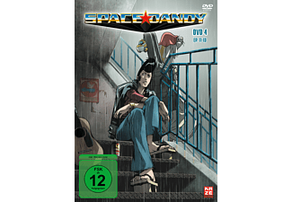 004 - SPACE DANDY - (DVD)